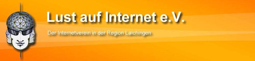 Lust auf Internet e.V. - Der Internetverein für die Region Laichingen
